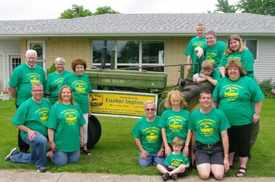 Remembering Fischer Implement T-Shirt Photo