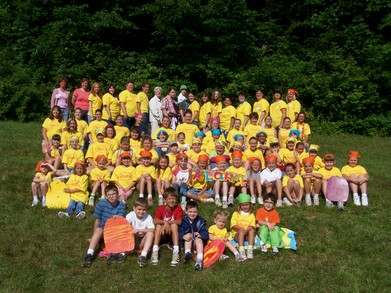 Gallia Girl Scout Day Camp 2006 T-Shirt Photo