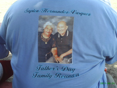 Grand Parents Remembered T-Shirt Photo