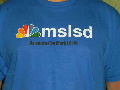 Mark Levin Quote T-Shirt Photo