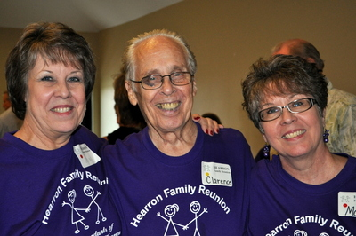 Hearron Family Reunion 2011 T-Shirt Photo