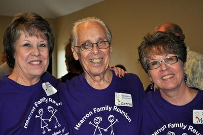 Hearron Family Reunion 2011 T-Shirt Photo