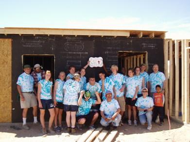 Providence Youth Mission: Juarez! T-Shirt Photo