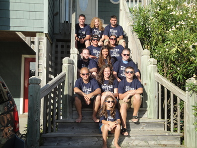 Obx 2011   The Cousins T-Shirt Photo