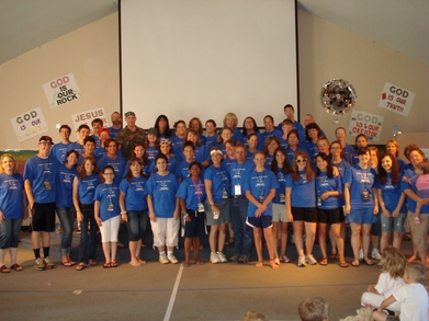 Vbs 2011 T-Shirt Photo