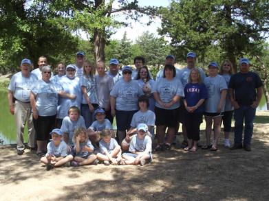 Lukes Family Reunion T-Shirt Photo