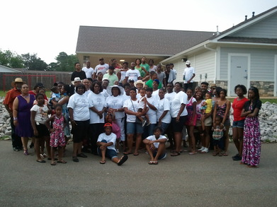White And Ridley Family Reunion T-Shirt Photo