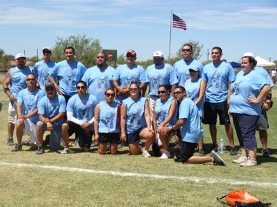 Los Pistoleros Softball T-Shirt Photo