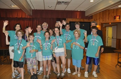Pickles Win At Woodloch T-Shirt Photo
