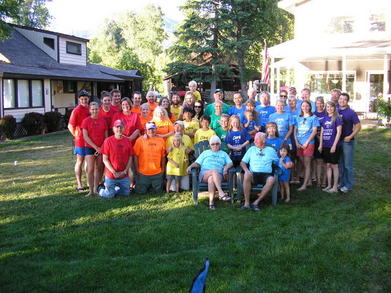 Clark Family Reunion T-Shirt Photo