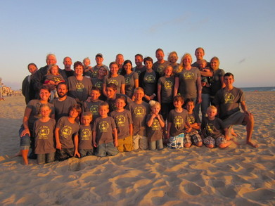 Annual Newport Beach Family Vacation T-Shirt Photo