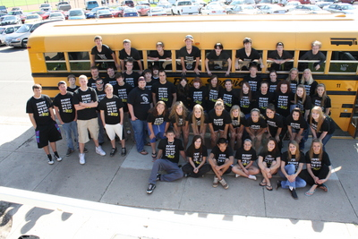 Senior 2011 T-Shirt Photo