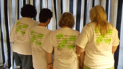 Girl's Weekend 2011 T-Shirt Photo