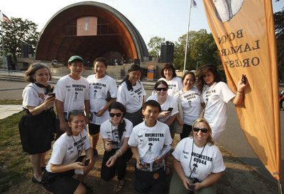 Orchestra T-Shirt Photo