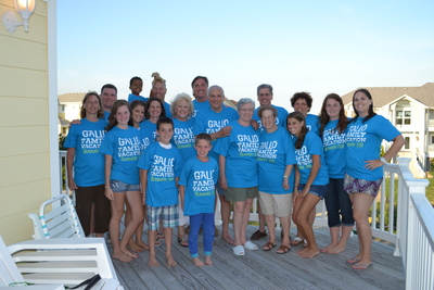 Gallo Family 88 Years Young T-Shirt Photo