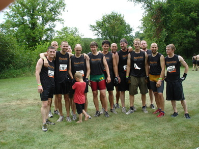 Tough Mudder Wisconsin T-Shirt Photo