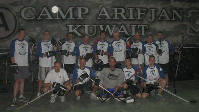 The Eskimos In Kuwait T-Shirt Photo
