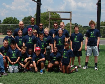 C 4 Sports Camp T-Shirt Photo