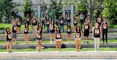 Ilium Staff 2011 2012 T-Shirt Photo