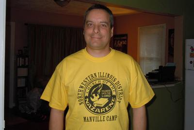 I Miss Manville Camp! T-Shirt Photo