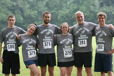 The Sloat Coin Road Runners T-Shirt Photo