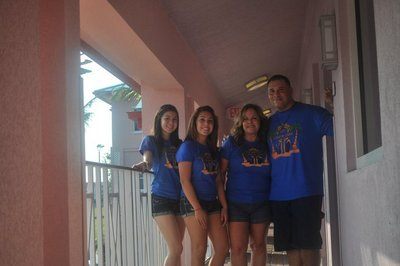 Montanez Family Vacation T-Shirt Photo