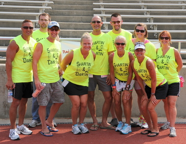 Red Eye Relay 2011 T-Shirt Photo
