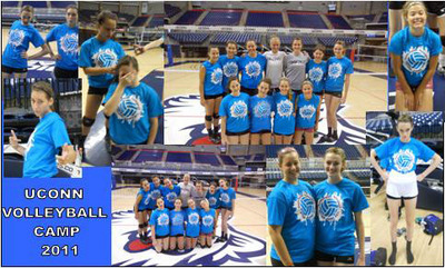 Having Fun At Volleyball Camp! :) T-Shirt Photo