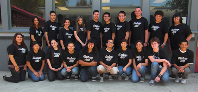 Monterey High School Asb 2011 T-Shirt Photo