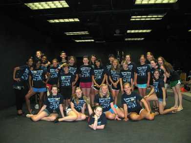 Chs Theater Bootcamp 2011 T-Shirt Photo