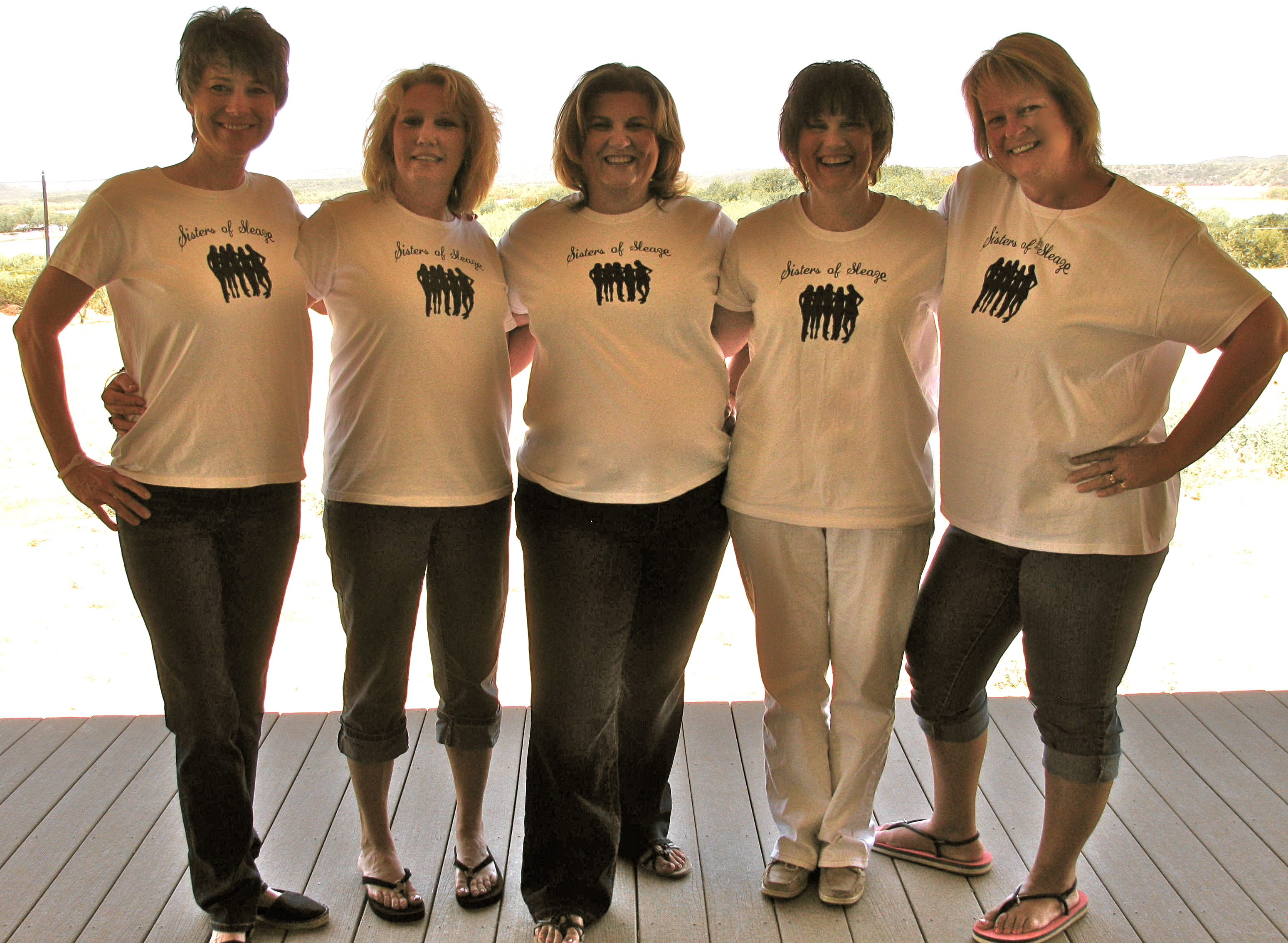 Custom T Shirts For Sisters Of Sleaze Shirt Design Ideas