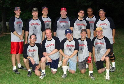 2006 Rockville Maulers T-Shirt Photo