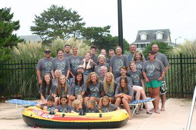 Ocean Isle Beach Crew 2011 T-Shirt Photo