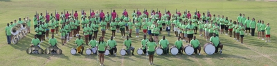 "Vicksburg High School ""Pride"" Band T-Shirt Photo"