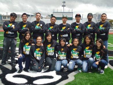 Whs Senior Track&Field Captains 2011 T-Shirt Photo