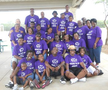 Gray Family Reunion T-Shirt Photo