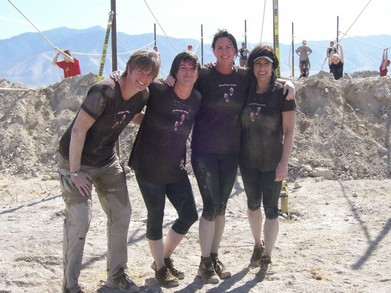 Gettin' Muddy For Ms T-Shirt Photo