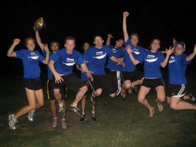 Narwhal Ultimate Frisbee! T-Shirt Photo