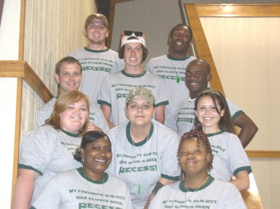 Amarillo Parks And Recreation T-Shirt Photo