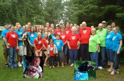 Weise Family Reunion T-Shirt Photo