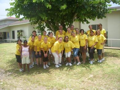 Teach With Jamaica T-Shirt Photo