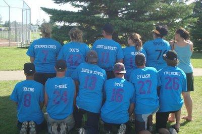 Jaft Nicknames T-Shirt Photo