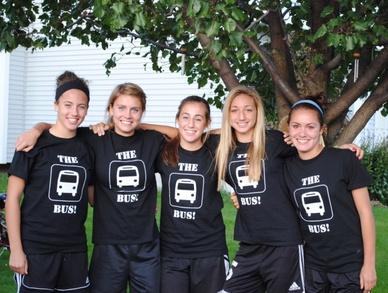 The Bus! T-Shirt Photo