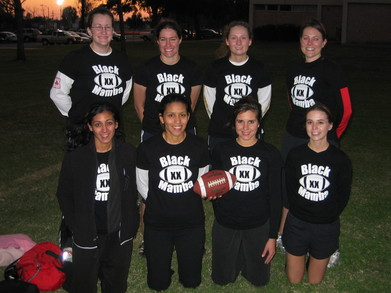 Flag Football Champions! T-Shirt Photo