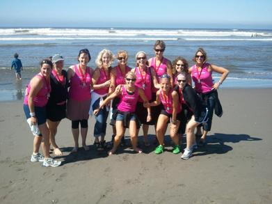 Run Like A Mother At The Beach 25 Hours After We Started T-Shirt Photo