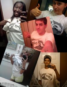 J Gray Fans T-Shirt Photo