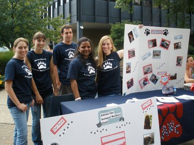The Awc At The Information Expo T-Shirt Photo