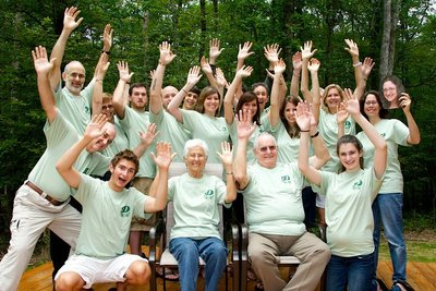 Raise The Roof! T-Shirt Photo