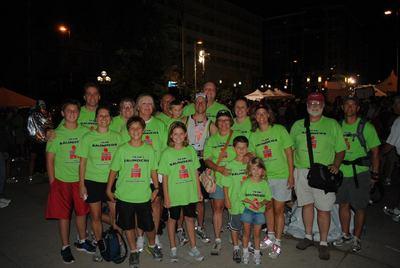 Team Saunders T-Shirt Photo