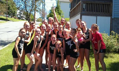 Dance Team Summer Intensive T-Shirt Photo